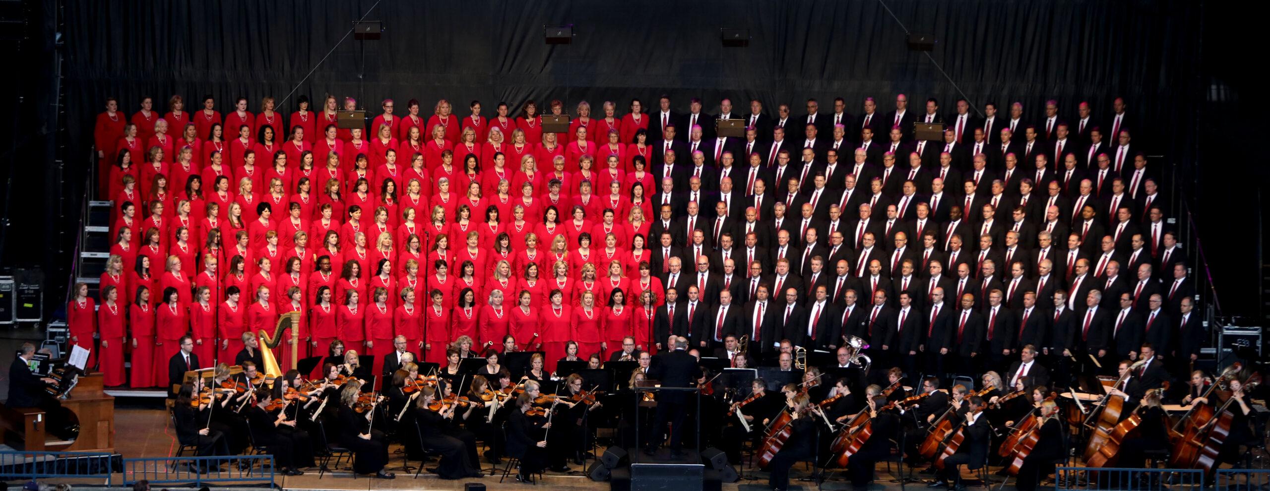 El Coro del Tabernáculo
